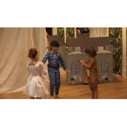 Stage Comédie Musicale - 4 à 12 ans - Boulogne Billancourt
