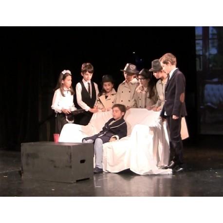 Stage Théâtre et Cinéma -12 à 18 ans - Boulogne Billancourt