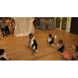 Hip-Hop - 3 à 6 ans - Boulogne Billancourt