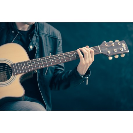 Cours de guitare - Boulogne Billancourt
