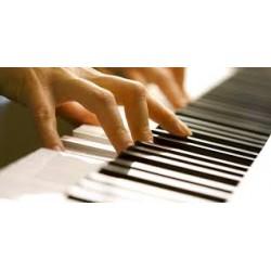 Cours de piano - Boulogne Billancourt