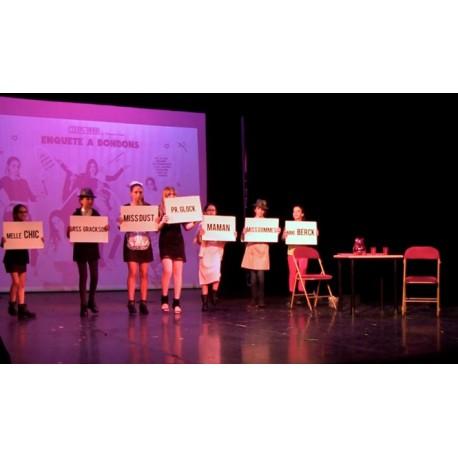 Théâtre - 11 à 17 ans - Boulogne Billancourt