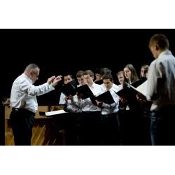 Stage de chant choral à capella - Neuilly sur Seine