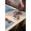 Cours de peinture et dessin pour les 10 à 13 ans - Paris 17