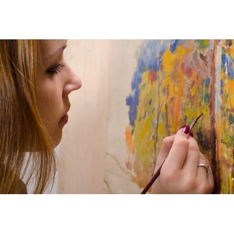 Cours de peinture et dessin pour les 13 à 16 ans - Paris 17