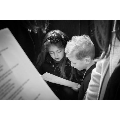 Stage de chant pour les enfants - Neuilly sur Seine