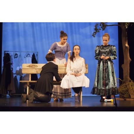 Cours de Théâtre - Adolescents - Paris 16