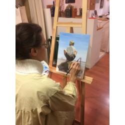 Cours de Dessin et de Peinture - Paris 15