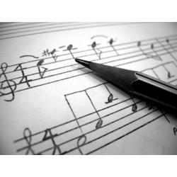 Stage de composition musicale - Neuilly sur Seine