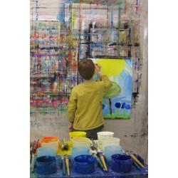 Stage de Dessin et de Peinture - 5 ans et + - Paris 3
