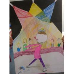 Cours de dessin et de peinture (8 à 14 ans) - Paris 11