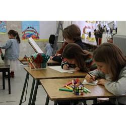 Cours de Dessin et de Peinture pour enfants et adolescents - Paris 3