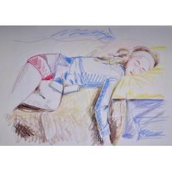 Cours de dessin et de peinture - Paris 17