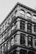 Un immeuble-œuvre d'art new-yorkais figé dans les années 1970